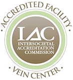 IAC Accredited Facility Vein Center
