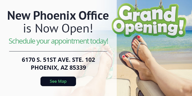 New Phoenix Office